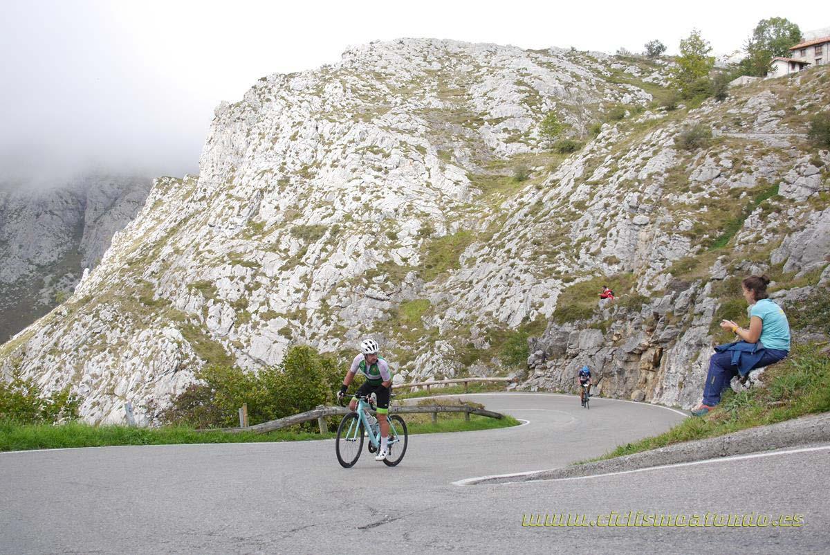 VI Marcha cicloturista Cabrales 8