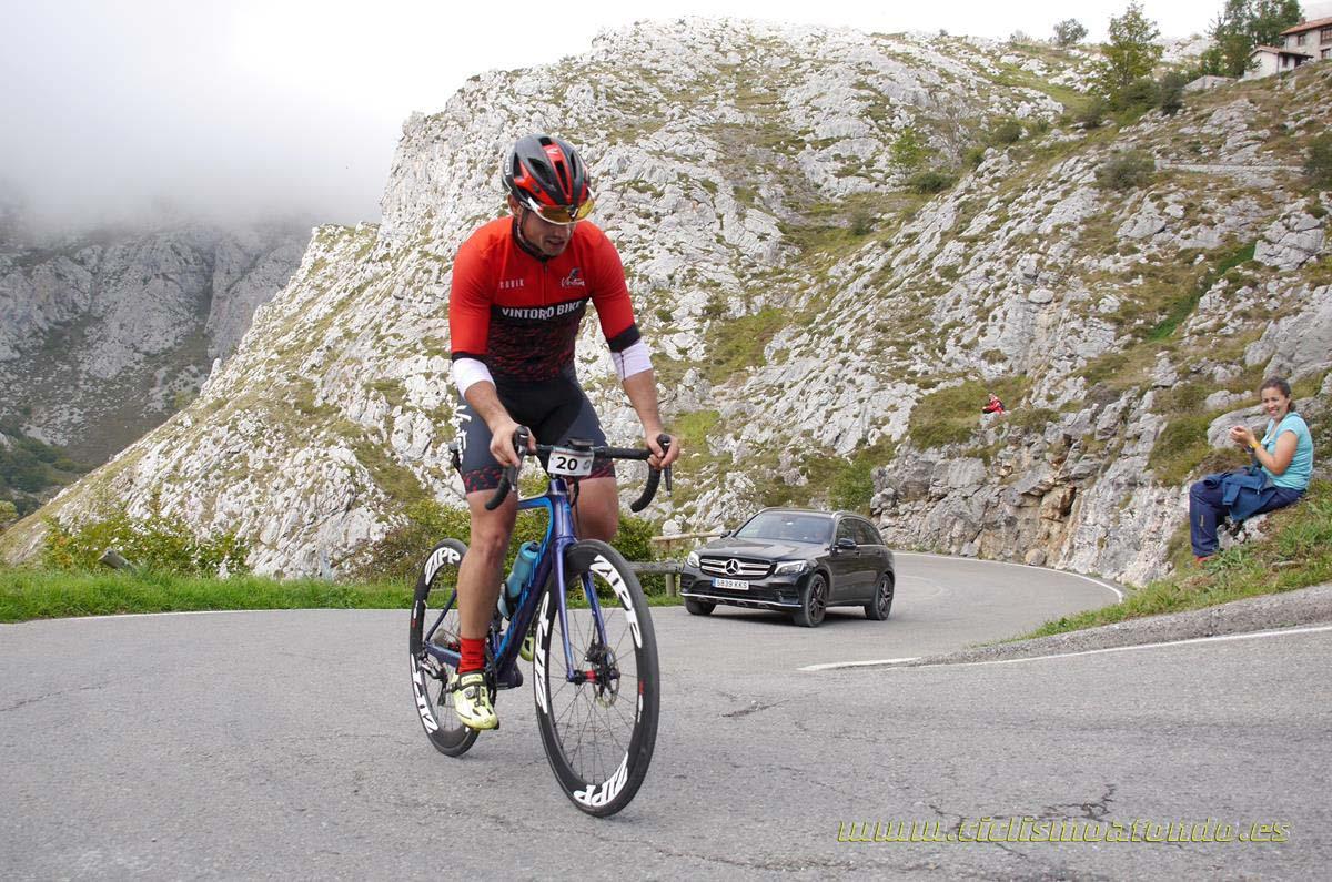 VI Marcha cicloturista Cabrales 9