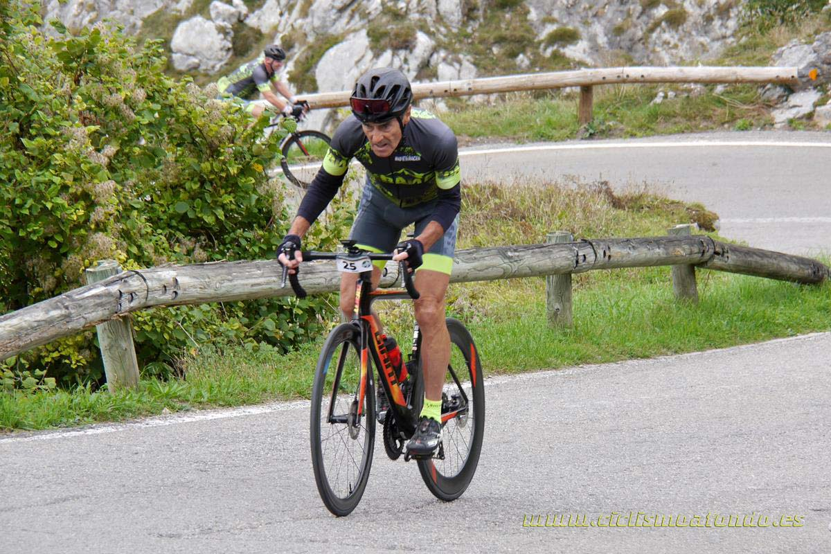 VI Marcha cicloturista Cabrales 10
