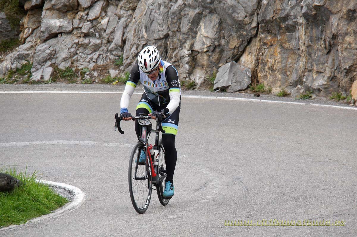 VI Marcha cicloturista Cabrales 12