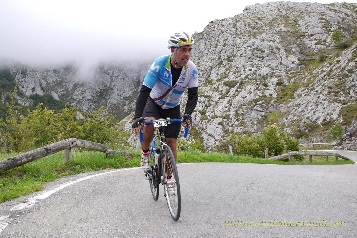 VI Marcha cicloturista Cabrales 14