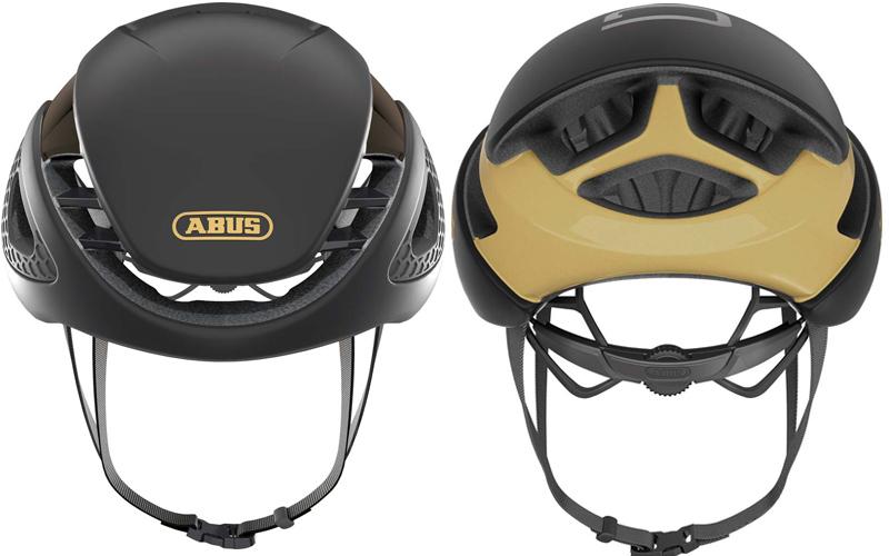 ABUS GameChanger Black Gold