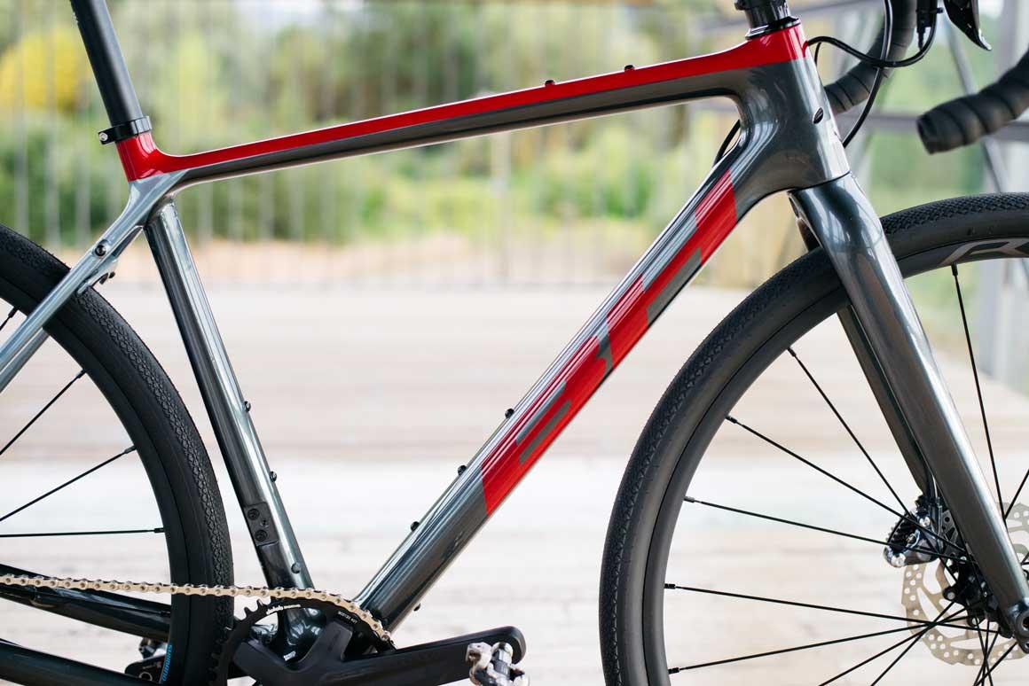 Así es la nueva bici Gravel X Carbon de BH