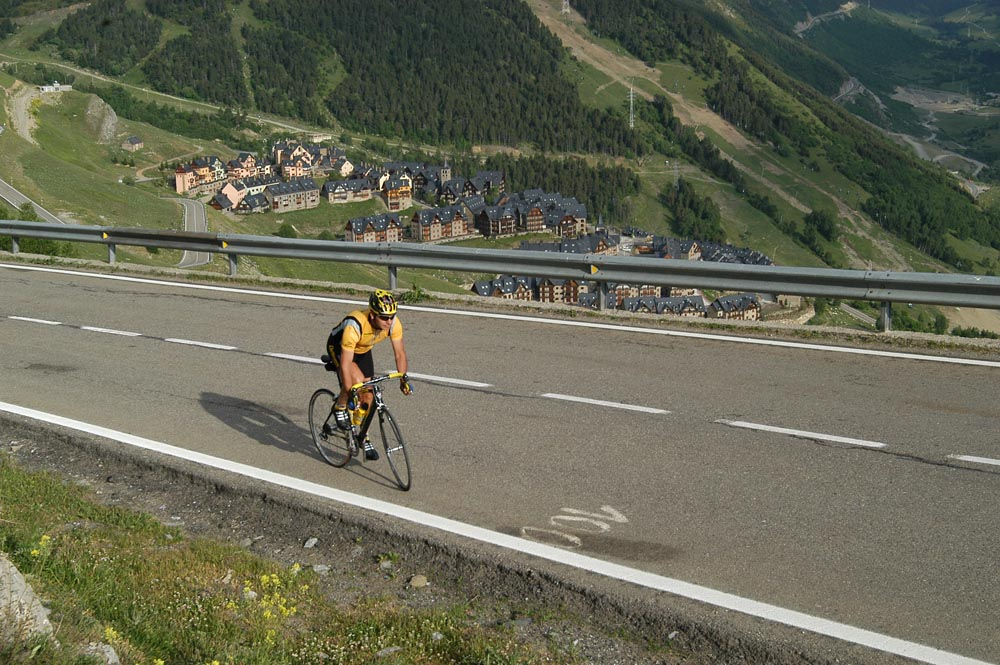 El Val d´Aran en bicicleta